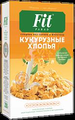 Готовый завтрак ФитПарад Кукурузные Хлопья (200 грамм)