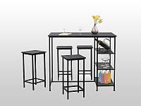 Комплект мебели металлический