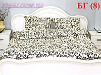 Бязь GOLD постельное белье, полуторное  (БГ8)