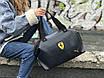 Женский спортивная сумка Puma Ferrari, синяя, фото 3