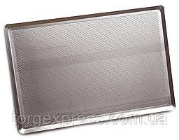 Противень для выпечки алюминиевый перфорированный 60*40