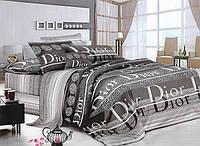 Постельное белье полуторное Dior