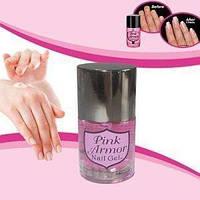 Гель для зміцнення і зростання нігтів Pink Armor Gel Nail
