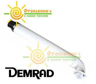 Комплект для горизонтального прохода через стену 750 мм Demrad, 60/100