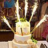 ФЕЙЕРВЕРК ДЛЯ ТОРТА 4 ШТ ВРЕМЯ 40СЕКУНД (фейерверк в торт, свечи, фонтаны) MF-001, фото 2