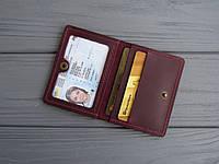 Кожаная обложка на права_обложка на id паспорт_марсала