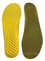 Спортивные стельки Eva (Эва) желтые 37