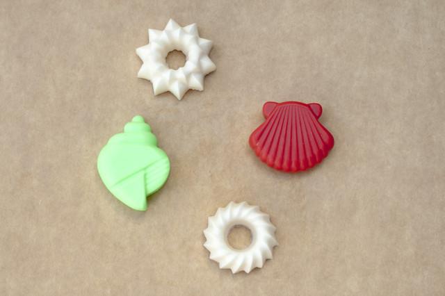 жидкий пластик для отливок белого цвета