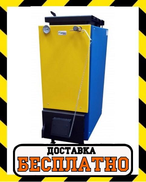 Шахтний котел Холмова Арго - 12 кВт. Сталь 4 мм!