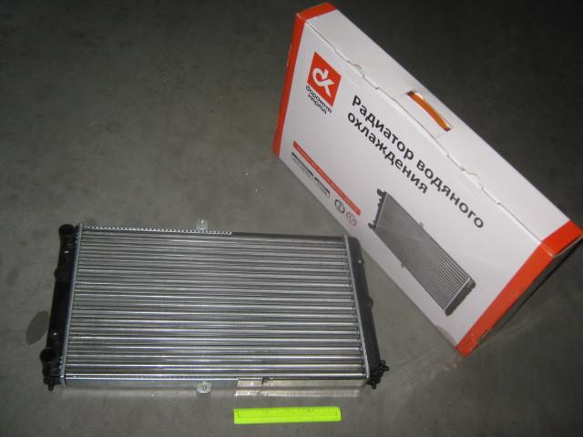 Радіатор водяного охолодження ВАЗ 2110,-11,-12 (карб.) (арт. 2112-1301012)