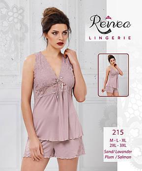 Пижама с шортами Renea