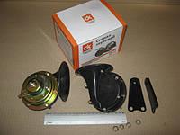 Сигнал звуковой КАМАЗ электрический (С306-Г+С307-Г) (комплект)  (арт. С306Д/С307Д-01), rqx1