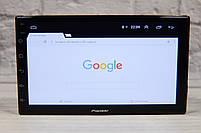 Автомагнитола 2Din Pioneer A7002 Android (магнитола Пионер 2 Дин (короткая база), фото 6