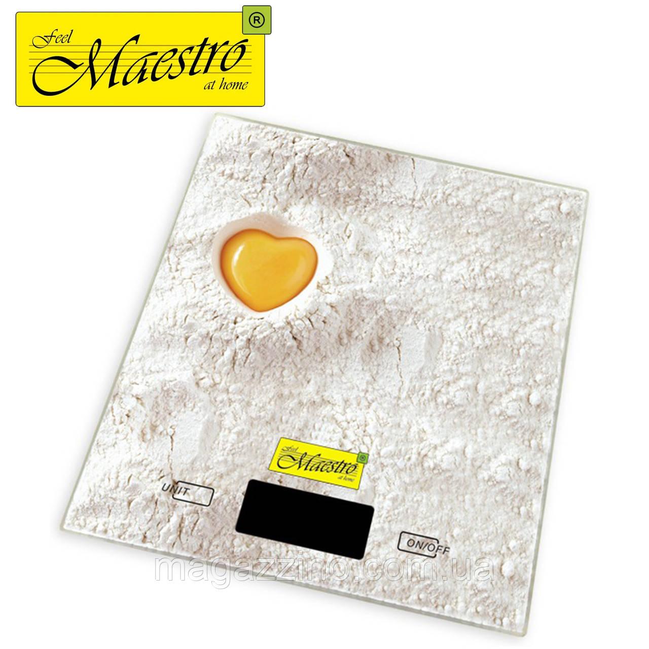 Весы кухонные Maestro MR-1803, 5 кг.