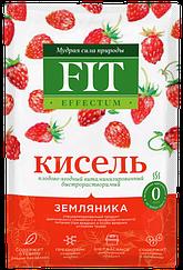 Кисель быстрорастворимый ФитПарад Fit Effectum пакет-саше вкус Земляника (30 грамм)