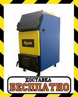 Шахтный котел Холмова Арго Сайд - 15 кВт. Сталь 4 мм!