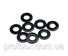 Шайба металева М3х8х0,8, чорна