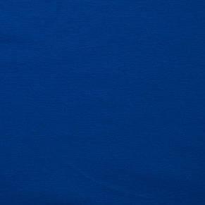 Футер двунитка Лето 50/50 синий, фото 2