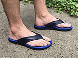 Rider Бразилія сині чоловічі в'єтнамки, шльопанці, пляжне взуття, фото 2