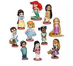 Игровой набор фигурок коллекция аниматоров Дисней Disney Animators' Collection Deluxe Figure Play Set