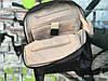 Качественный рюкзак из натуральной кожи David Jones Коричневый - Фото