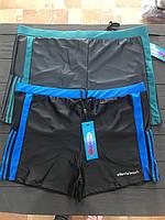 Мужские пляжные шорты-боксеры больших размеров Баталы