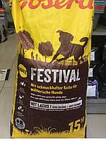 Сухой корм (Josera festival) для собак с лососем и рисом 15 кг