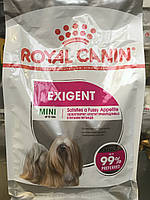 Royal Canin Mini Exigent сухой корм для привередливых собак - 1кг, фото 1