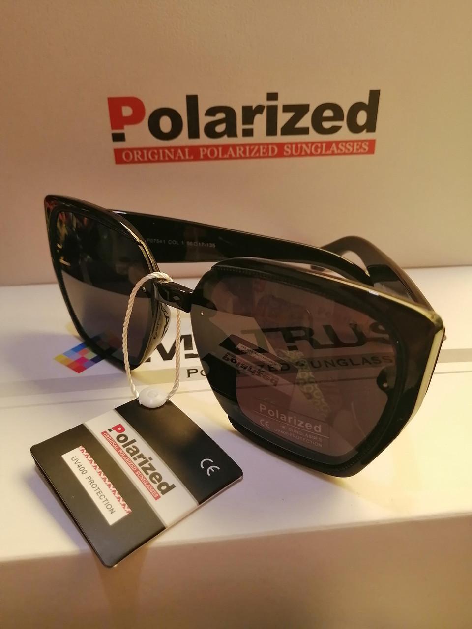 Солнцезащитные очки женские, новинка 2020 с полароидной линзой.