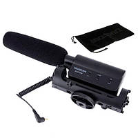Микрофон стерео накамерный Takstar SGC-598 на горячий башмак