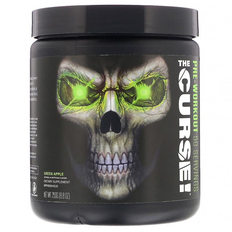 Предтренировочный Комплекс JNX Sports The Curse 50 порций 250g