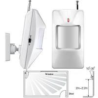Датчик движения ИК PIR беспроводной 433МГц для GSM сигнализации, тип A