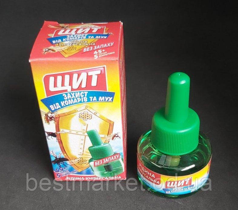 Жидкость для Фумигатора от Комаров без Запаха Щит 45+5 Ночей