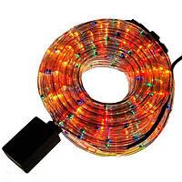 Гирлянда-дюралайт светодиодная трехжильная 10 м Разноцветная dur-10m-razn, КОД: 1333150