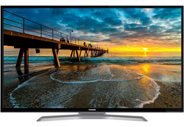 Телевизор Telefunken D55U700M4CWH ( Ultra HD / 4K / 1200Hz / Android / Smart TV / HDR10 / DVB-T/T2/S/S2/C)