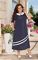 Гарне плаття великого розміру 48-74, фото 1