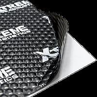 Шумоізоляція Авто ACOUSTICS XTREME X4 37х50 см Обесшумка Віброізоляція Шумка Шумоізоляція Виброшумоизоляция, фото 1
