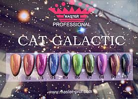 """Гель-лак """"Кошачий глаз - Галактика"""" Master Cat Galactic  (8 мл)"""