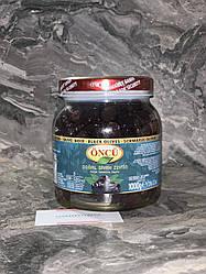 Турецькі в'ялені оливки в маслі Oncu Siyah Zeytin 1000 грм