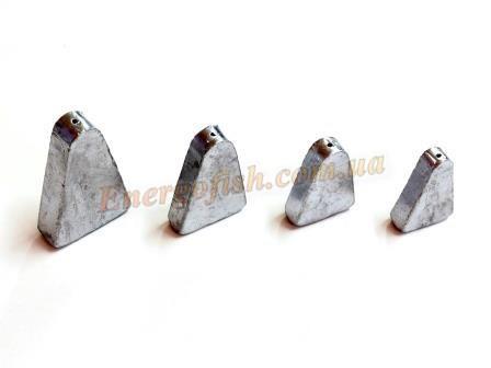 Груз треугольный 150g скользящий