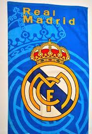 Рушник ФК Реал Мадрид-Пляжне
