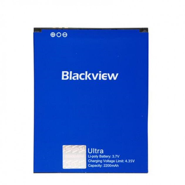 Аккумулятор акб ориг. к-во Blackview A6 Ultra, 2200mAh