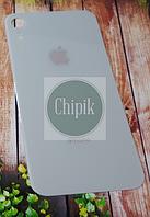 Стекло задней крышки для Apple iPhone XR, 10R, белое
