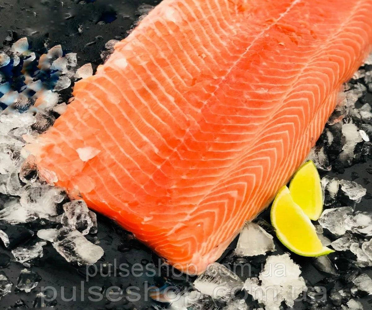 Свежайшая поставка!Филе лосося
