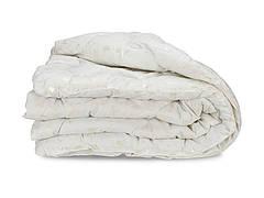 Одеяло Leleka-textile Лебяжий пух полуторное 145*210 см тик/искусственный лебяжий пух особо теплое Т22