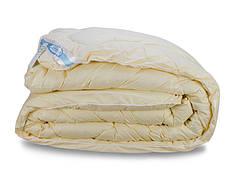 Одеяло Leleka-textile Лебяжий пух двуспальное 172*205 см тик/искусственный лебяжий пух особо теплое Т17
