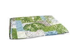 Одеяло-покрывало Leleka-textile полуторное 140*205 см полиэстер/холлофайбер стеганое летнее П805