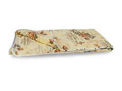 Одеяло-покрывало Leleka-textile полуторное 140*205 см полиэстер/холлофайбер стеганое летнее П815