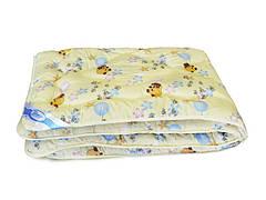 Одеяло Leleka-textile Оптима детское 105*140 см бязь/холлофайбер особо теплое БД10