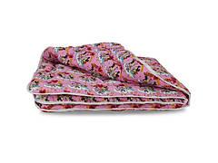 Одеяло Leleka-textile Оптима детское 105*140 см бязь/холлофайбер особо теплое БД93